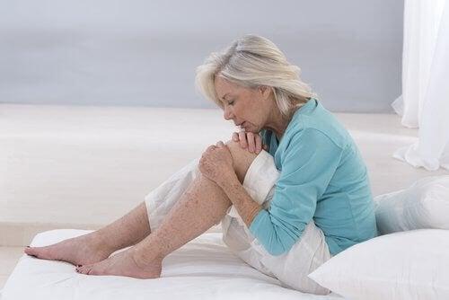 Aloe veralla on tulehdusta hillitsevä vaikutus.