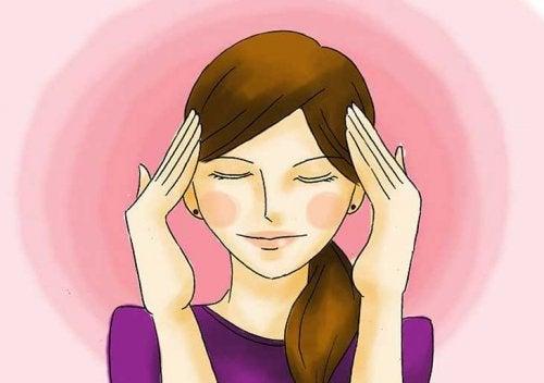 6 tapaa helpottaa ahdistusta