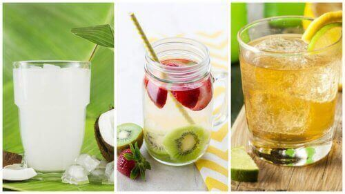 Puhdista elimistöä ja laihdu näillä vesipohjaisilla juomilla