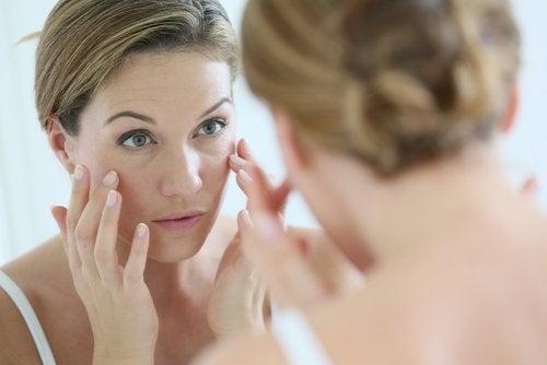 kasvojen iho
