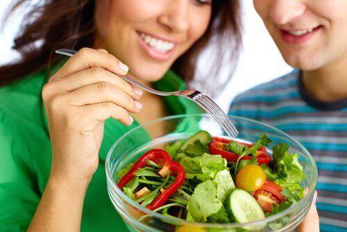 kiinteytä rinnat ruokavaliolla