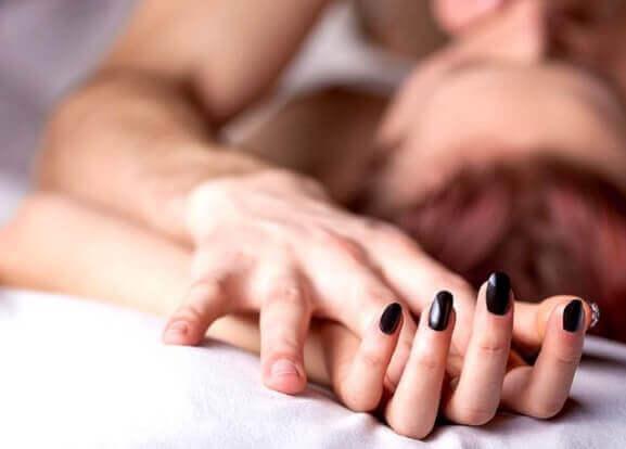 Orgasmin anatomia