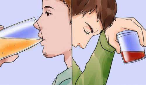 Alkoholin 10 välitöntä vaikutusta terveyteen