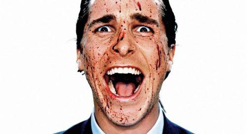 psykopaatti elokuvassa American Psycho
