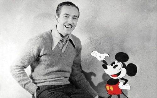 Walt Disney oli menestynyt mies