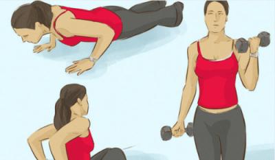 3 tapaa vahvistaa käsivarsien lihaksia tehokkaasti