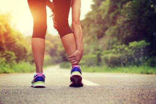 kuinka estää lihaskramppeja