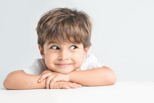 Mantelit auttavat lapsen aivojen kehittymistä.