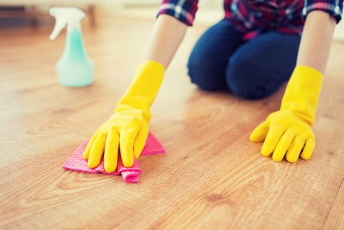 liian puhdas koti ei ole hyväksi