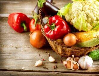 Aina kun mahdollista, valitse luomuruokaa.