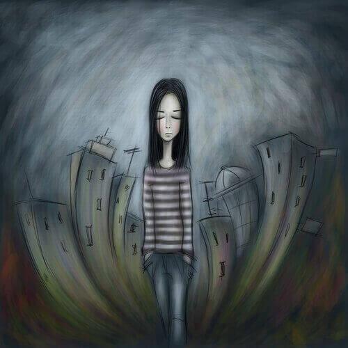 yksinäinen