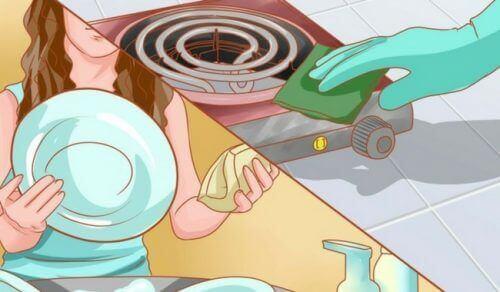 Miksi kotisi ei tulisi olla liian puhdas
