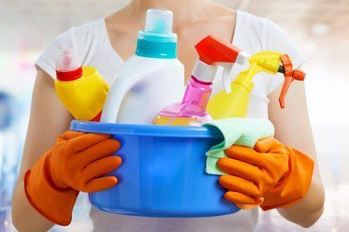 siivoustuotteet