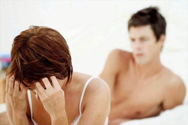 MS- tauti saattaa poistaa seksuaaliset halut.