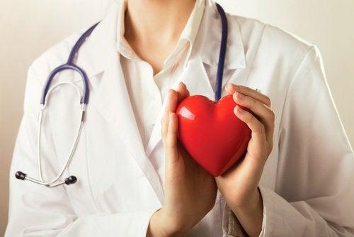 lääkäri sydän