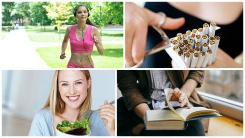 terveelliset elämäntavat