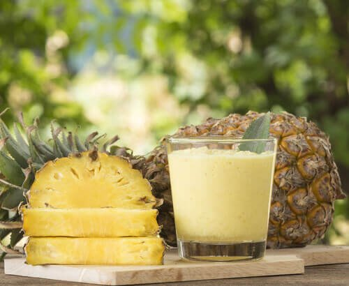 ananaksen terveyshyödyt ananasmehusta