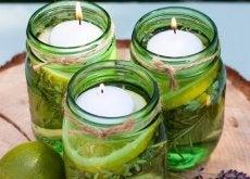 aromaattiset kynttilät