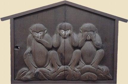 kolme viisasta apinaa