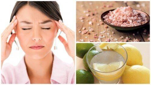 Taistele migreeniä vastaan tällä kotitekoisella juomalla
