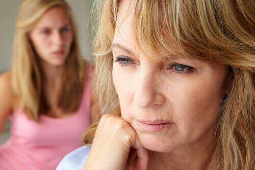 Hormonaaliset muutokset voivat aiheuttaa ilmavaivoja.