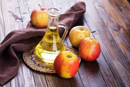 hiivatulehduksen hoito omenaviinietikalla