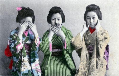japanilaiset tytöt