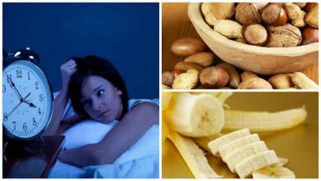 8 ruokaa, joilla torjut unettomuutta