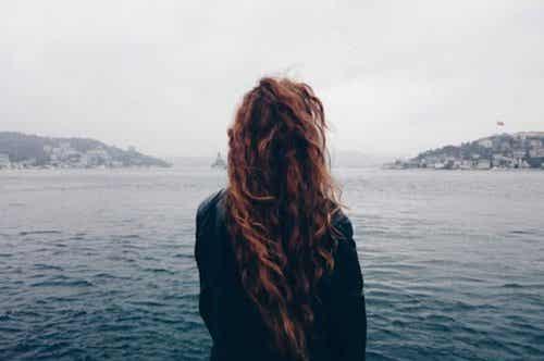 Yksi rohkeimmista asioista joita voi tehdä on päästää irti