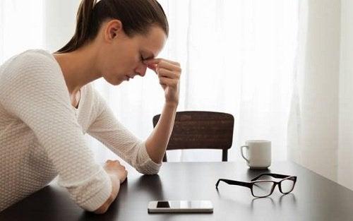 stressi voi aiheuttaa vanhenemista