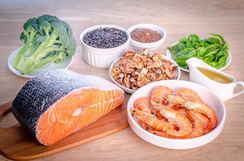 Kala sisältää omega-3 rasvahappoja