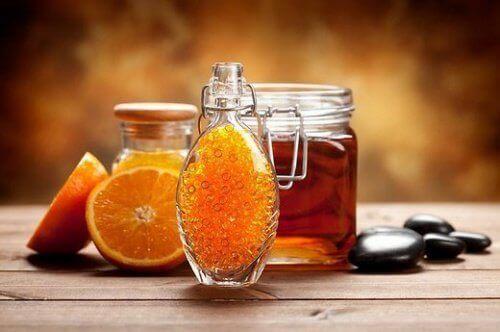 appelsiini ja hunaja fibromyalgian hoitoon