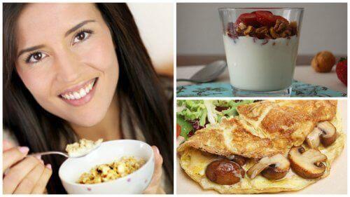 Aloita päivä energialla – 5 proteiinipitoista aamiaista
