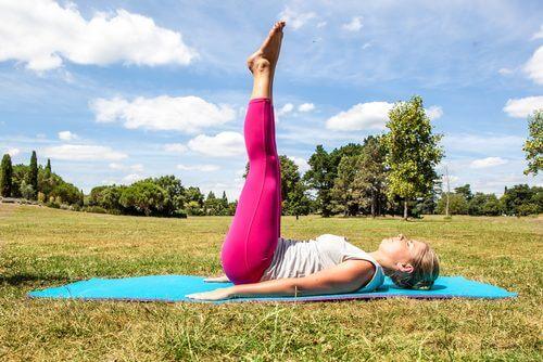 jalannostot ovat erinomainen liike vatsan hoikentamiseksi