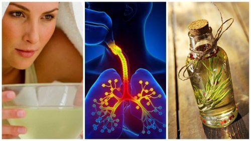 Keuhkoputkentulehdus