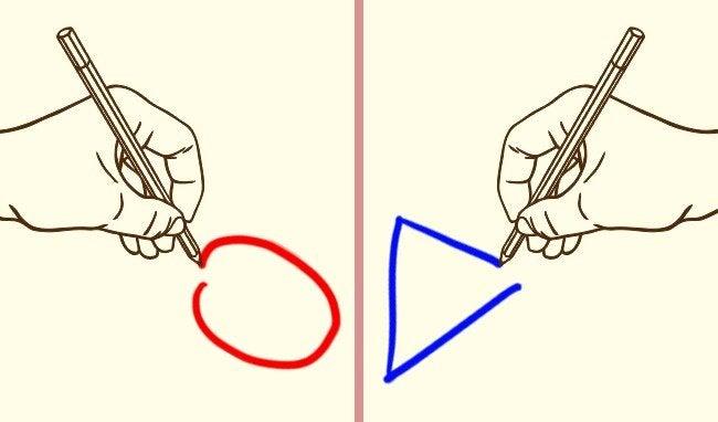 kahdella kädellä piirtäminen samaan aikaan pitää mielen kirkkaana