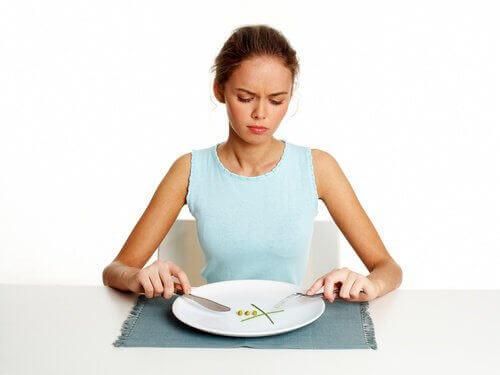 aterioiden skippaamiset estävät laihtumisen