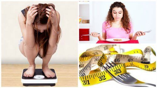 7 virhettä, jotka estävät laihtumisen