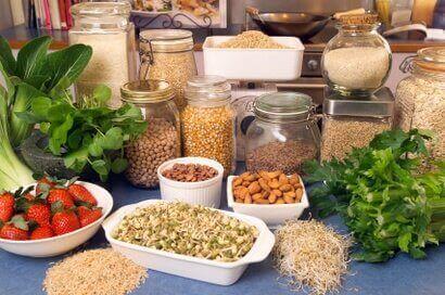 magnesiumia on monissa siemenissä