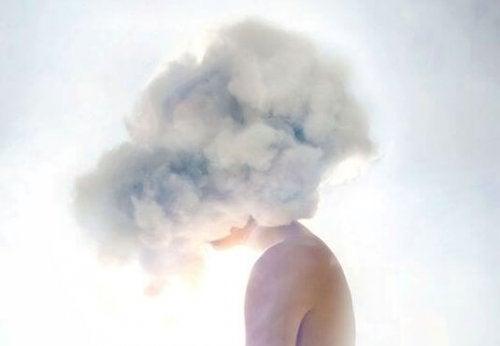 Pahin myrsky on se, jonka muodostamme mielessämme