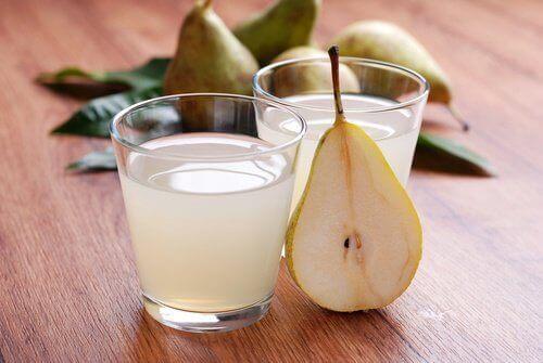 juoma päärynästä