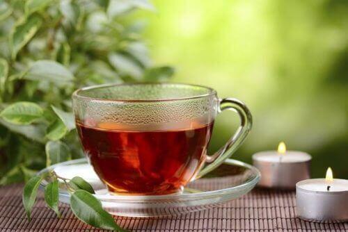 punainen tee
