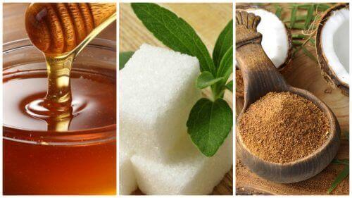 Nämä viisi terveellistä sokerinkorviketta sinun tulee tietää