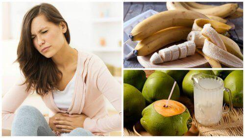 Syö näitä ruokia vatsakivun taltuttamiseksi