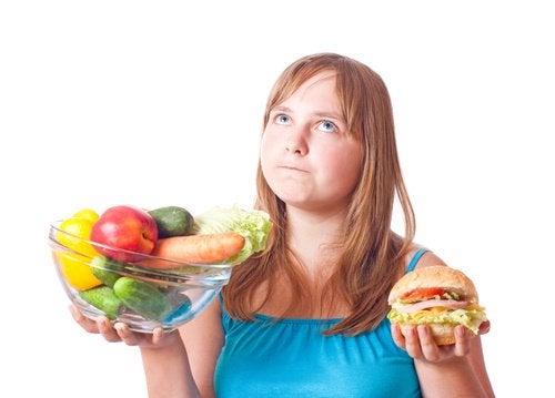 Kolme ruokien yhdistelyvirhettä
