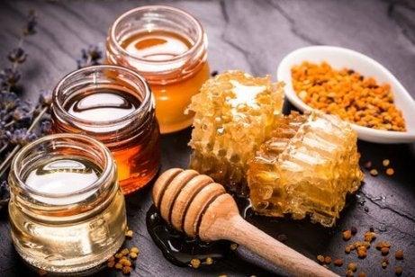 hunaja on tehokas antibiootti