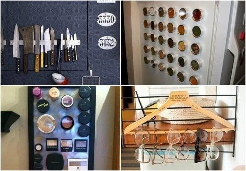 13 vinkkiä kodin pitämiseksi siistinä ja järjestyksessä