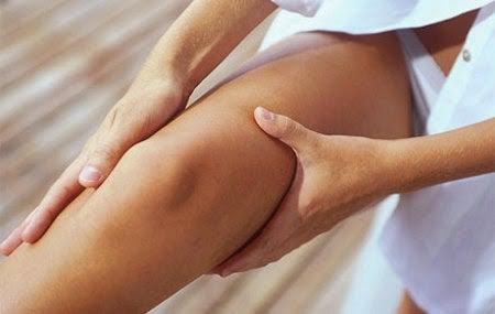 Jalan hieronta auttaa parantamaan verenkiertoa.