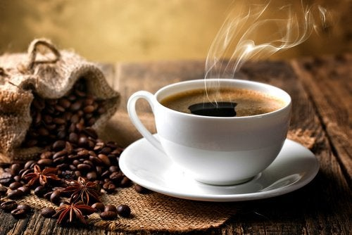 ei kahvia liikunnan jälkeen