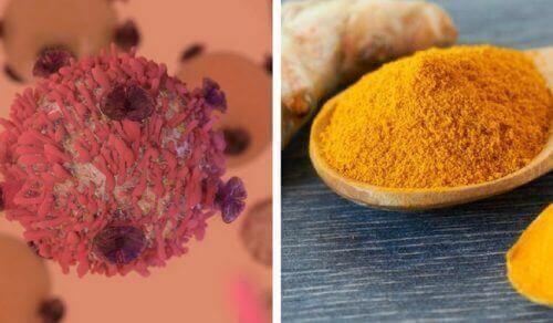 Kurkuma torjuu tehokkaasti syöpää sekä parantaa terveyttä